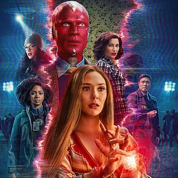 WandaVision Poster: Wandas Realities Collide New Midseason Trailer