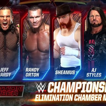 Drew McIntyre to Defend WWE Championship Inside Elimination Chamber