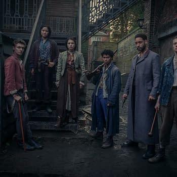 The Irregulars: Sherlock Holmes Spinoff Series Gets Neflix Teaser
