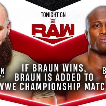Braun Strowman Inserts Himself Into WWE Title Scene