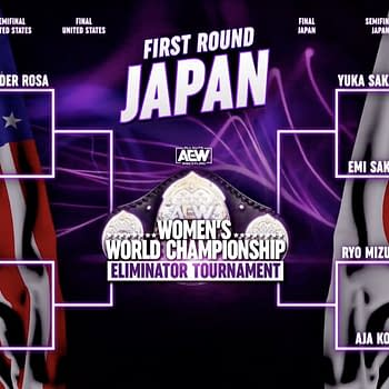 Semifinals Set for Japan Side of AEW Womens Eliminator Tournament