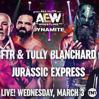 Tully Blanchard to Return to the Ring for Match on AEW Dynamite