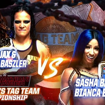 Sasha &#038 Bianca Could Not Get It Together to Win at Elimination Chamber