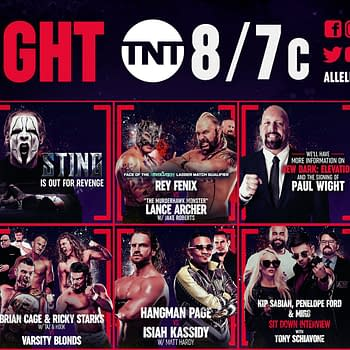 AEW Dynamite Preview: Paul Wight News Sting Jon Moxley and More