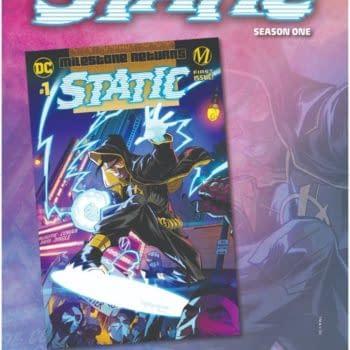 Static by Vita Ayala, Chris Cross, Nikolas Draper-Ivey - DC/Milestone