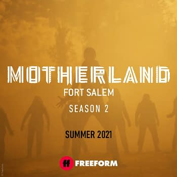 Motherland: Fort Salem Season 2: Freeform Series Returns Summer 2021