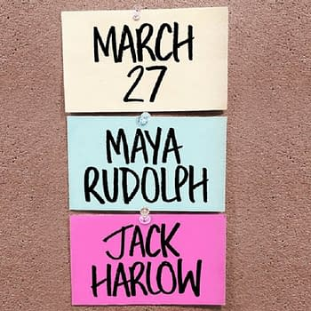 Saturday Night Live Returns March 27 with Maya Rudolph Jack Harlow