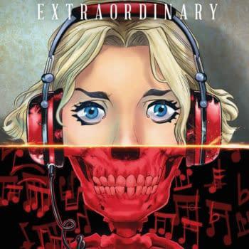 V.E. Schwab's Extraordinary #0 In Titan Comics May 2021 Solicitations