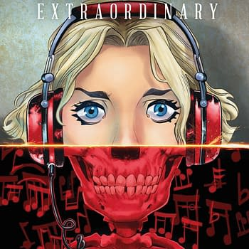V.E. Schwabs Extraordinary #0 In Titan Comics May 2021 Solicitations