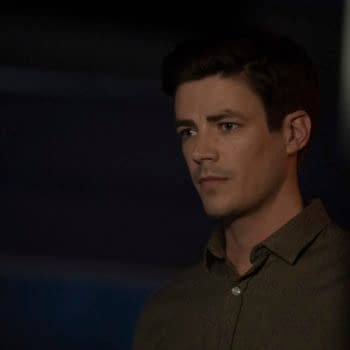 The Flash Star Grant Gustin Gets Reflective Before Season 7 Premiere