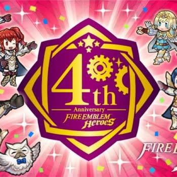 Fire Emblem Heroes Celebrates Its Fourth Anniversary