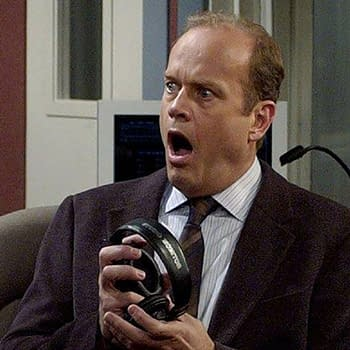 Frasier Hears Paramount+ A-Callin Tossed Salads and A Series Return