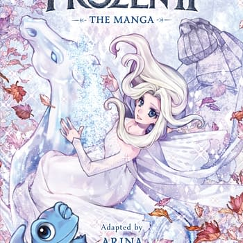Frozen 2 Manga is a Fans Personal Adaptation of the Movie