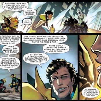 Is This How Justice League Dark Will Tie Into Infinite Frontier?