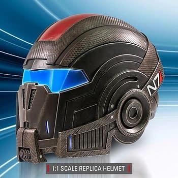 Mass Effect Legendary Cache Contains BioWare Exclusive N7 Helmet