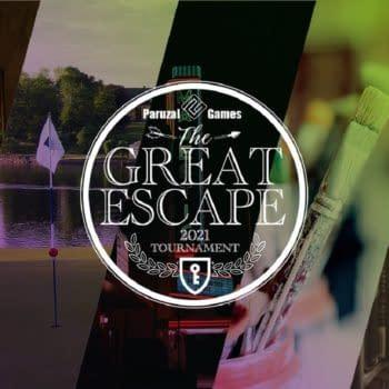 Paruzal Games Launches The Great Escape Virtual Escape Room Tourney