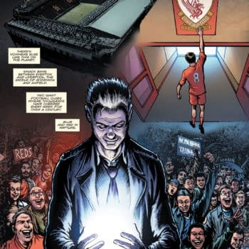 In Hellblazer: Rise And Fall #3 – Everyone Gets A Gun!