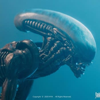 New Alien 1/18 Scale Figures Emerge from Hiya Toys