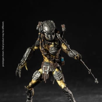 New Predator Figures Join the AVP Hunt With New Hiya Toys Reveal