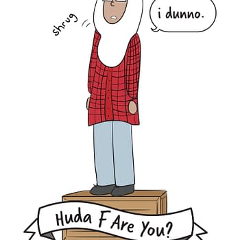 Huda Fahmy Of @YesImHotInThis Sells Her Graphic Novel For Six Figures