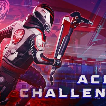 Hyper Scape Launches The New Aces Challenge Event