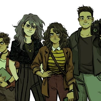 Bowen McCurdys Cover Your Tracks &#8211 A Queer OGN For Post-Apocalypse