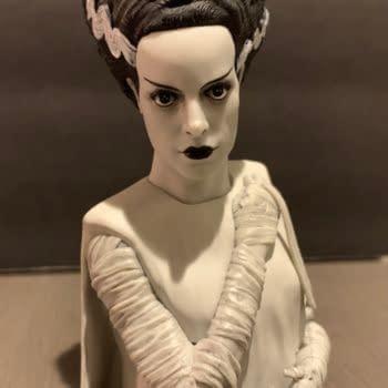 Spinatures Bride Of Frankenstein Figure Is Another Home Run