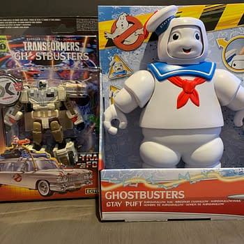 Ghostbusters Figures For All Ages Are Hitting Stores From Hasbro
