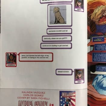 Marvel Comics Up Their In House Advertising Game