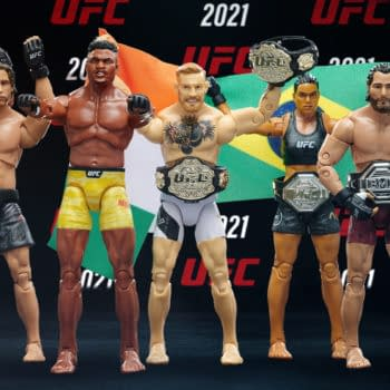 UFC Ultimate Series Wave 1 From Jazwares Available For Preorder Now