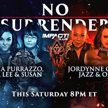 No Surrender Results &#8211 Who Won the Six-Woman Tag Match
