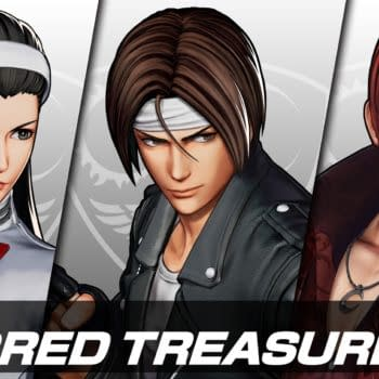 SNK Reveals Three More New King Of Fighters XV Characters