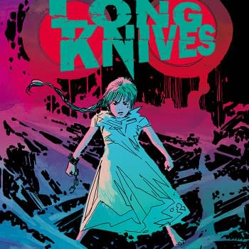 Long Knives Returns In Print in Black Mask May 2021 Solicits