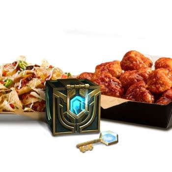 League Of Legends Partners With Buffalo Wild Wings For LCS Promo