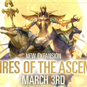 Riot Games Reveals Legends Of Runeterra: Empires Of The Ascended