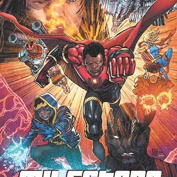 DC Comics Delays Milestone Comics Relaunch To April