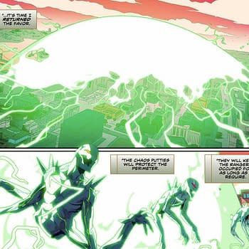 The New Green Ranger is (Spoilers), Triggering First Appearances