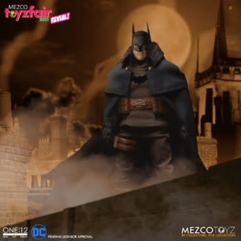 Batman, Ultraman, and Planet of the Apes Revealed by Mezco Toyz
