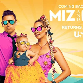 Miz and Mrs Will Air After WWE Raw When it Returns on April 12th