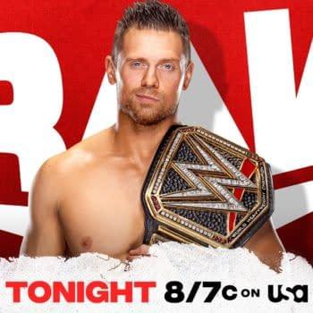 The Miz will kick off WWE Raw with his newly-won WWE Championship tonight.