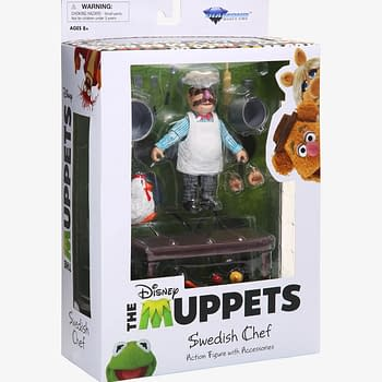 Diamonds The Muppets Best Of Packaging and Accessories Revealed