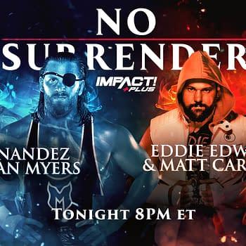 No Surrender Results &#8211 Major Wrestling Figure Podcast Implodes