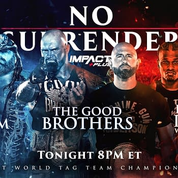 No Surrender Results &#8211 Did Private Party Win the Impact Tag Belts