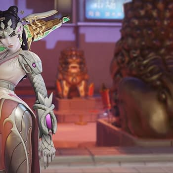 hearthstone & Overwatch Both Launch Lunar New Year Events