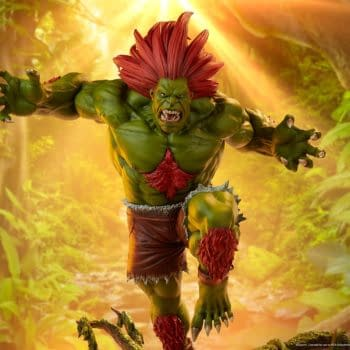 Street Fighter Blanka Ultra Unleashes His Fury with PCS Collectibles