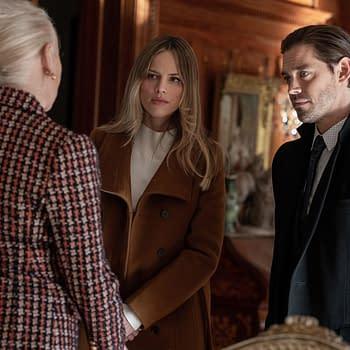 Prodigal Son: Catherine Zeta-Jones Checks In From Set S02E05 Preview