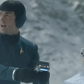 Star Trek: Spock Cures Puppet Frostbite Because Hes Spock Dammit