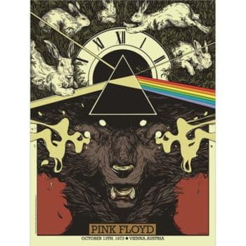 Echo To Release Limited Pink Floyd Art Prints, WolfSkullJack Up Friday