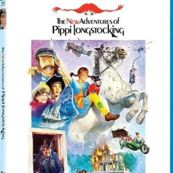 New Adventures Of Pipi Longstocking Coming To Blu-ray This Month