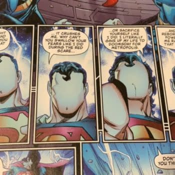 Future State: Superman Of Metropolis #2 Goes Back To The New 52